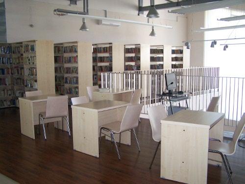 Biblioteka Zbrosławice