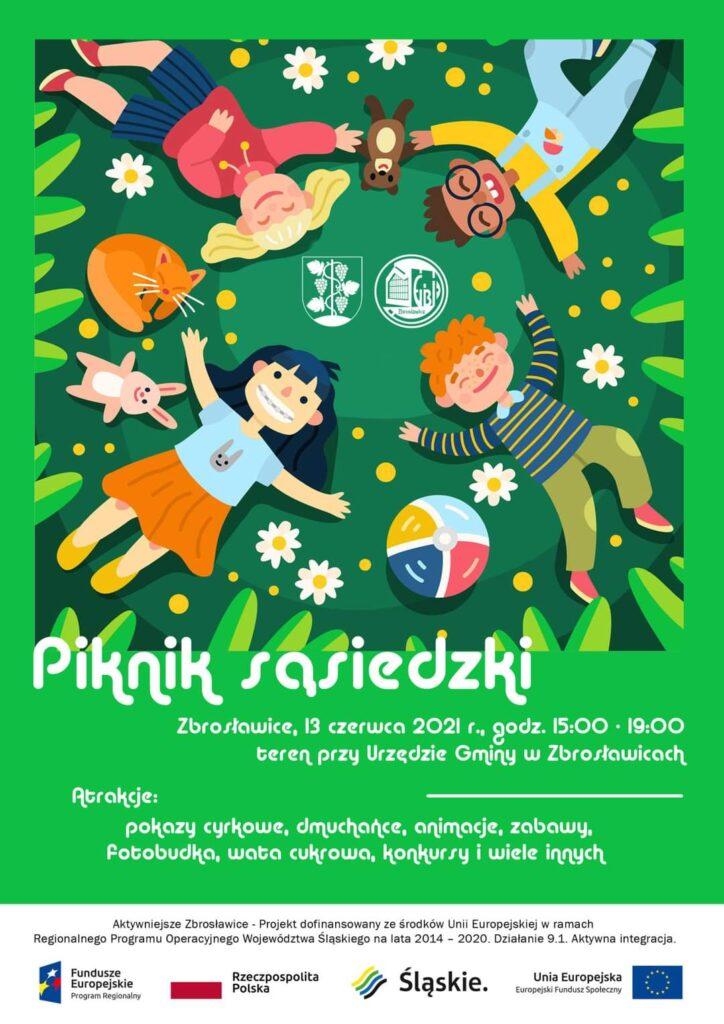 Piknik Dzień Dziecka