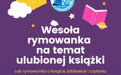 Konkurs literacki dla dzieci i młodzieży!