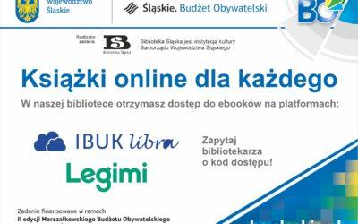 Książki on-line dla każdego – Legimi oraz IBUK Libra